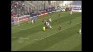 Cribari porta in vantaggio la Lazio a Cagliari con un goal di testa
