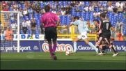 Cruz cerca l'azione personale ma Cassani salva il Palermo