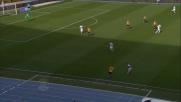 Di Gaudio s'inventa un super goal e porta in vantaggio il Carpi al Bentegodi