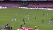 Cavani show: dribbling e goal per la sua tripletta e il tris del Napoli