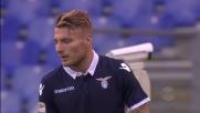 Immobile incontenibile contro il Genoa: cross respinto