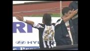 Favoloso goal al volo di Mauri, l'Udinese pareggia