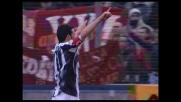 Di Natale segna un goal di testa con la Roma e illude l'Udinese