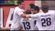 Il goal di Floccari porta in vantaggio la Lazio a Udine