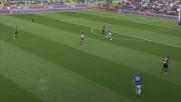 Lamanna è insuperabile nel derby parando anche il destro di Quagliarella