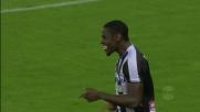 Il goal di Zapata sblocca il match tra Udinese e Fiorentina