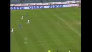 Del Piero segna il goal che vale la doppietta personale contro la Lazio
