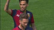 Grandissimo goal di Suso in Genoa-Frosinone