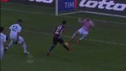 Primo goal di Suso col Genoa contro il Palermo