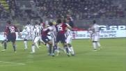 Tevez e la Juventus mette la testa avanti