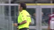Duncan sbaglia i tempi del tackle: rigore netto per la Sampdoria