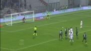 Al Mapei Stadium Diamanti segna al Sassuolo con il rigore perfetto