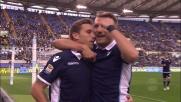La Lazio torna in vantaggio con il rigore di Biglia! Il Genoa va ko