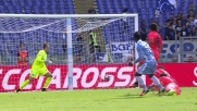 Lazio in vantaggio sull'Empoli con il goal di Keita