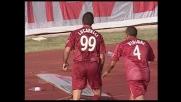 Il goal del solito Lucarelli fa gioire il Livorno