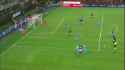 Grande goal di Balotelli che disegna una parabola magica a San Siro