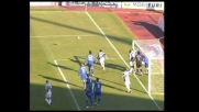 D'Agostino prova a beffare Buffon dalla bandierina: traversa!