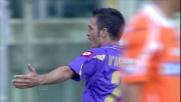 D'Agostino tenta da fuori area e trova il goal della doppietta contro l'Udinese
