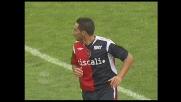 D'Agostino vicino al goal in Cagliari-Palermo