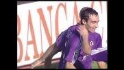 Dainelli, goal da attaccante vero: raddoppio viola sul Cagliari