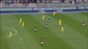 Dainelli trattiene Bacca in area di rigore: il Milan chiede il penalty