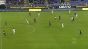 Dalla gloria all'espulsione, buono e cattivo tempo di Pellegrini contro il Cagliari