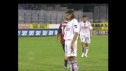 Danilevicius in goal su rigore, è il 2-2 di Cagliari-Livorno