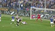 Danilo ci mette la testa e porta in vantaggio l'Udinese a Marassi