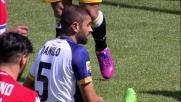 Danilo disimpegna in area evitando guai all'Udinese