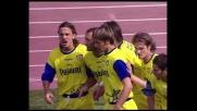 D'Anna aggancia la Lazio all'Olimpico: goal del Chievo
