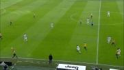 Fallo di Souprayen su Lichtsteiner in Juventus-Verona