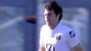 De Ceglie bene a metà: ottimo dribbling ma cross sbagliato a Livorno