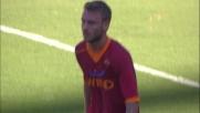 De Rossi, goal della bandiera contro il Cagliari