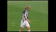 De Sanctis concede solo angolo alla Juventus
