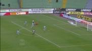 De Sanctis toglie il piede d'appoggio a Sanchez: rigore per l'Udinese