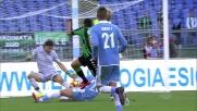 Defrel accorcia le distanze contro la Lazio