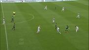 Defrel sfiora il goal contro l'Udinese con un bel sinistro a giro