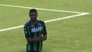 Defrel stacca di testa, ma non trova la porta dell'Udinese