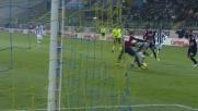 Del Fabbro trattiene Giovinco, rigore per la Juventus
