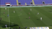 Del Fabro rischia l'autogoal contro il Livorno