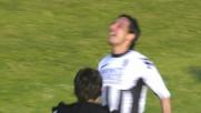 Del Grosso cala il tris: è il goal del 3-0 per il Siena contro il Cagliari
