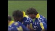 Del Piero in goal allo stadio Friuli: esplode la festa bianconera