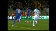 Del Piero smarca Nedved con un colpo di tacco