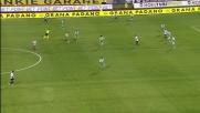 Destro al volo di Isla, ma è solo palo in Udinese-Cesena