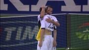 Destro da solo in area punisce la Lazio con un goal di testa