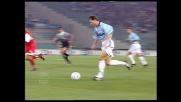 Destro potente di Nedved e papera del portiere, la Lazio va in goal