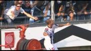 Destro potentissimo di Pepe che segna il 2-0 e chiude la gara col Genoa al Friuli