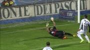 Destro si mangia un goal contro il Genoa, traversa da due passi