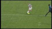 Deviazione galeotta di Stankovic ma la traversa salva l'Inter