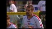 Rossini segna il goal del 2-1 in Atalanta-Livorno e accorcia le distanze